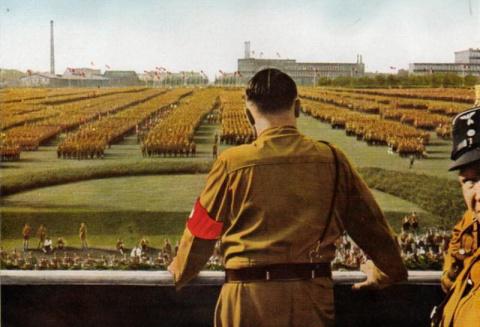 Если бы Гитлер выиграл войну...
