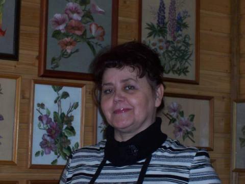 Нина Мухтулова