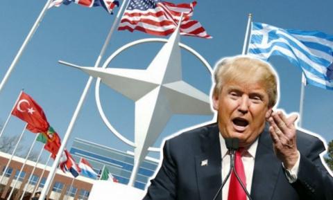 Трамп выставил свои условия: прощай, НАТО — здравствуй, Путин?
