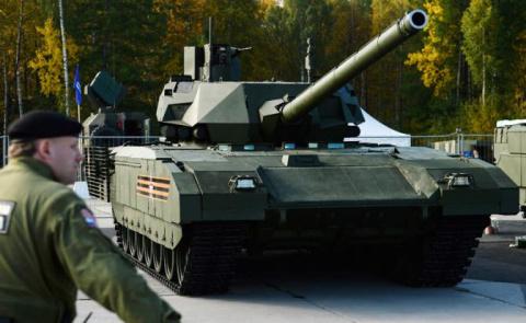 Танк будущего: почему Германия и США не могут создать аналог Т-14 «Армата»