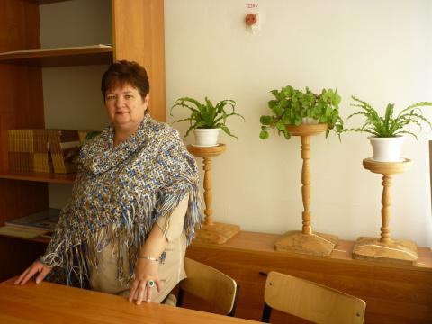 Елена Мальченко (Косых)