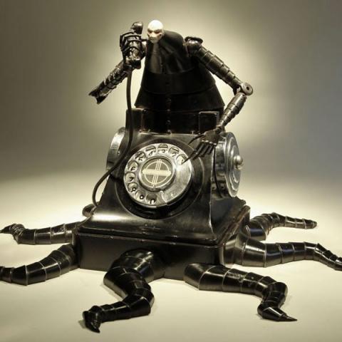 И реклама телефона доверия -…