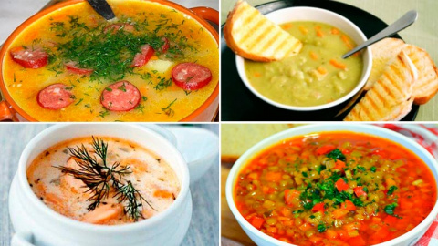 10 необычных, но очень вкусных и сытых супов
