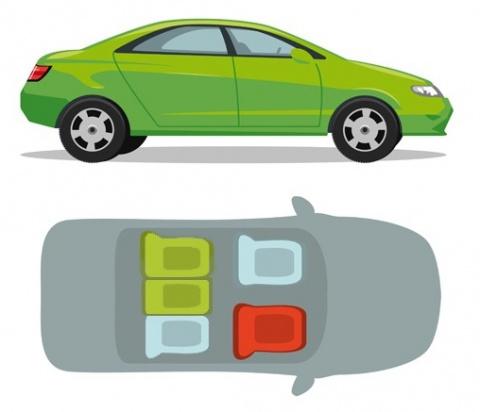 Как выбрать безопасное место в 7 видах транспорта