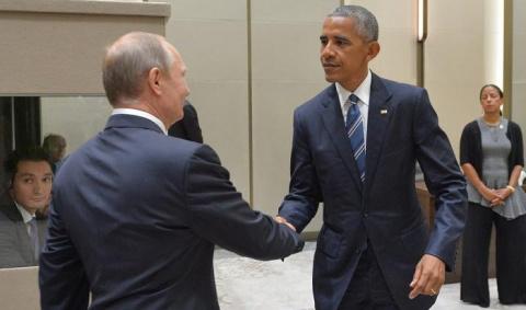 Обама назвал президента Росс…