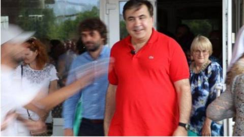 Саакашвили потребовал от Пор…