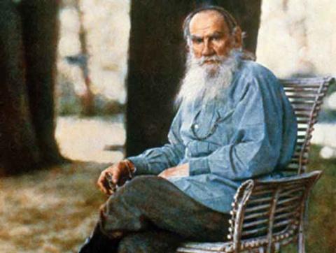 Л. Н. Толстой о царях