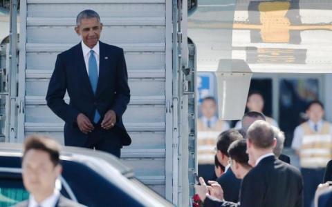 Сопровождающих Обаму на G20 «поставили на место» в Китае