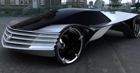 Автомобиль, который нужно заправлять всего один раз в 100 лет!