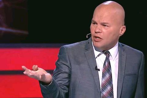 Украинский «политолог» из телешоу угрожает автору «КП» за ее «Дневник киевлянки»