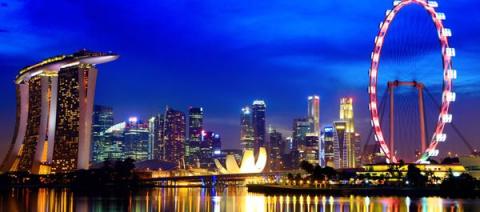 Как развлекается золотая молодежь Сингапура — самого дорогого города мира