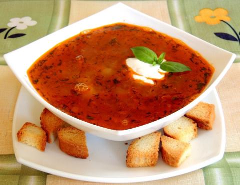 Сварить впрок и похудеть. Пять мифов о супе