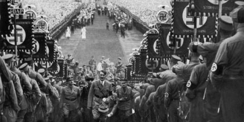 Банк Англии помог Гитлеру ограбить Чехословакию