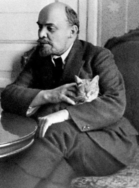 Возвращение утраченного Ленина