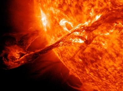 «Штормы» на Солнце ожидаются…