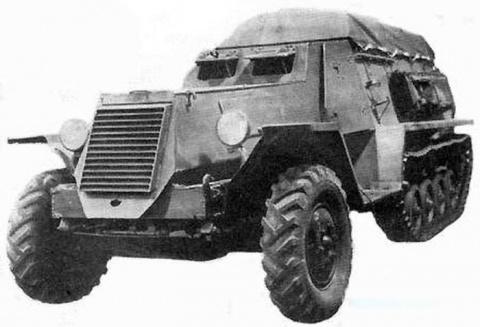 Подвиг танковой разведки СССР