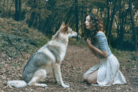Великолепная портретная фотография Иды Ска