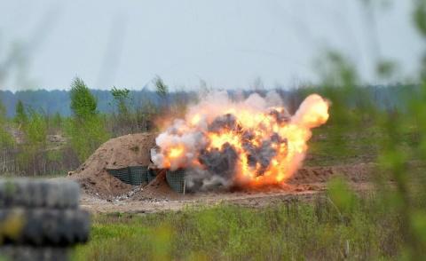 Есть ли у вас уверенность в том, что Украина не использует химическое оружие потив  ДНР и ЛНР?