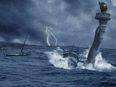 Мировой шторм и Истерика западной пропаганды