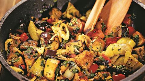 Ароматное и полезное овощное…