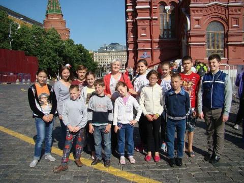 Самая большая семья в России…