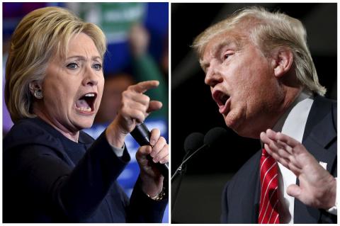 Клинтон, Трамп… Куда ведут американские выборы?