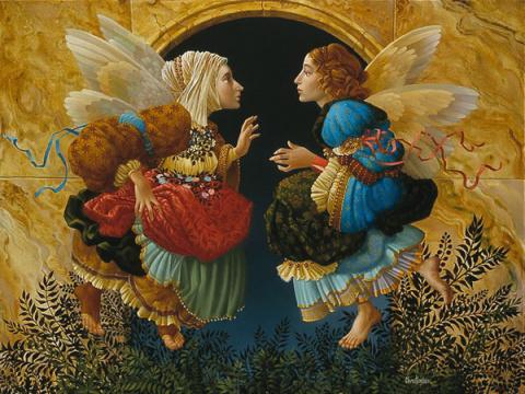 О чем говорят ангелы