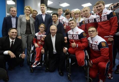Паралимпиаду в России поддержали партнёры по БРИКС