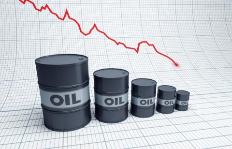 Цена барреля нефти Brent упа…