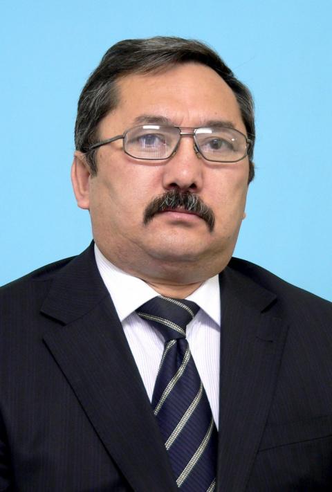 Saken Ussenov