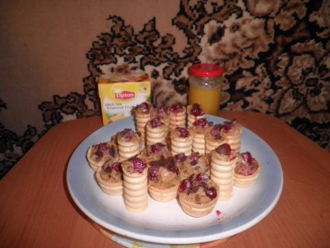 Пирожное-импровизация. Простые блюда.