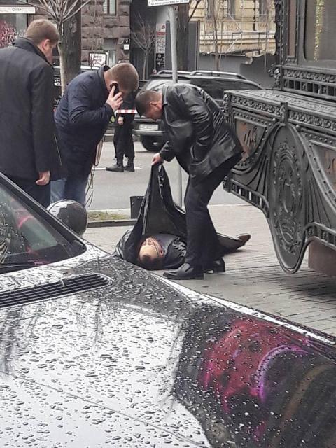 Убийство Вороненкова в Киеве: многое очень странно…