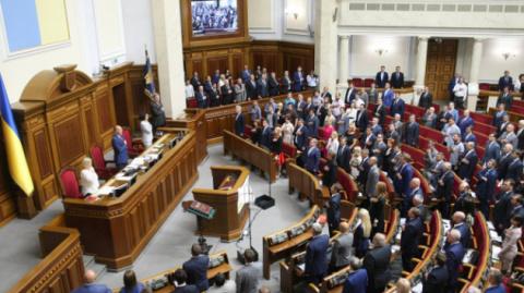 Рада приняла закон о допуске иностранных военных к учениям на Украине