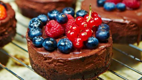 Шоколадный чизкейк: рецепт о…