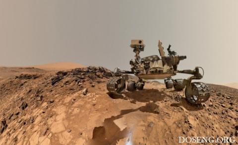Фотографии Марса, сделанные …