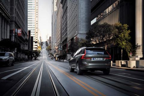 Volvo снизила цены на XC60 еще до начала продаж