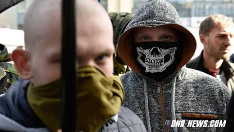 В Николаеве радикалы напали на офис ветеранов боевых действий в Афганистане