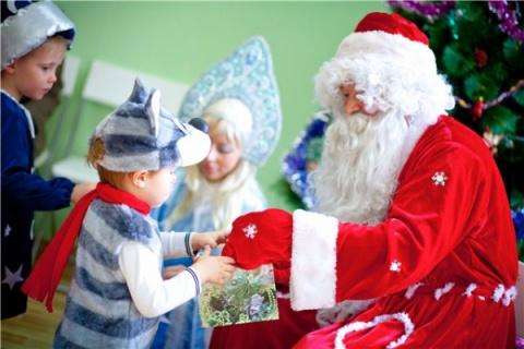Как я был Дедом Морозом
