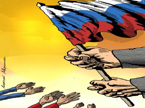 Блестящее выступление Петра Толстого по поводу отстранения Олимпийской сборной от Игр!!!