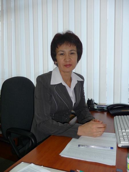 Айгуль Тлеугабылова
