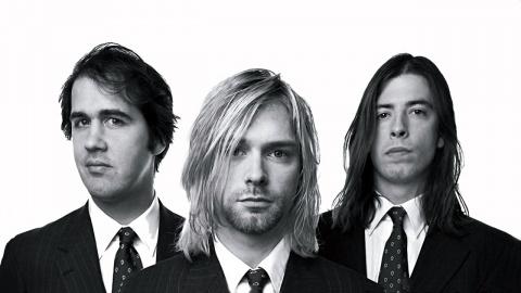 ЗАРУБЕЖКА. Группа Nirvana
