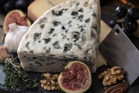 Основные сорта голубого сыра