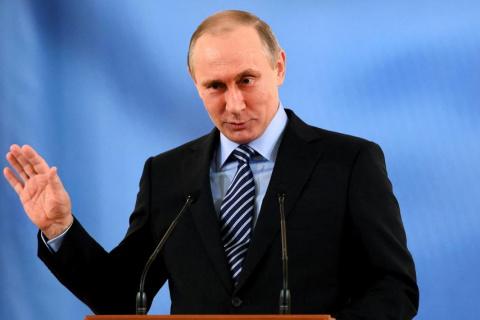 "Почему Владимир Путин не ""рв…"