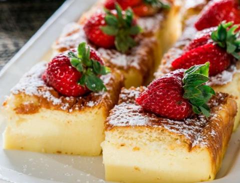 Волшебное пирожное — изыскан…