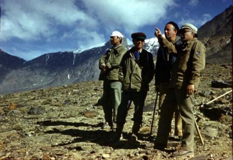 История про очень хороших сцуко геологов