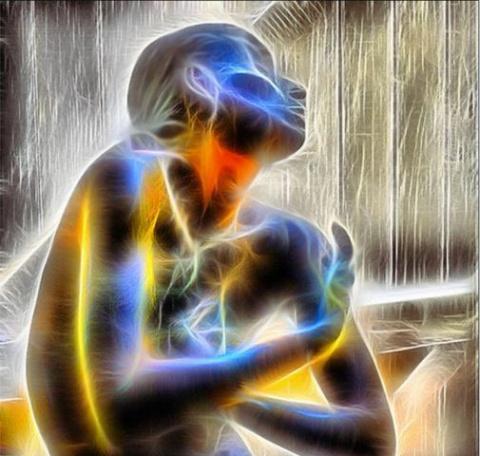 Сила чувств человека сильно влияет на его энергетическое состояние