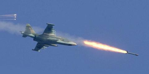 ВКС РФ выжгли остатки ИГ в Х…