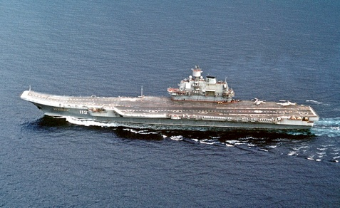 Bloomberg: «Адмиралу Кузнецо…