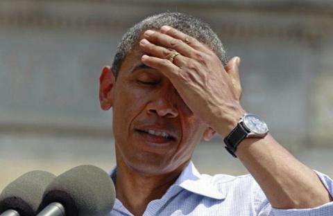 Скандал за скандалом: Обама …