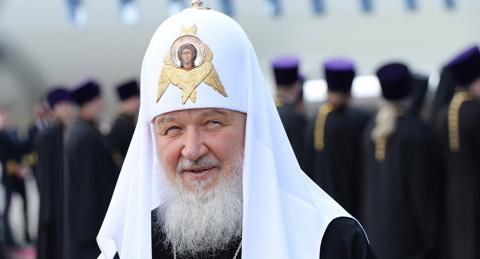 Патриарх увёз в Москву любим…